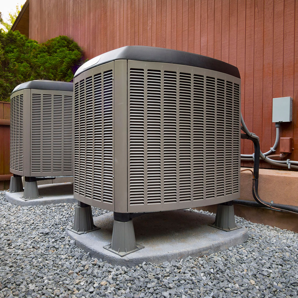 New Energy-Efficient Air Conditioners.